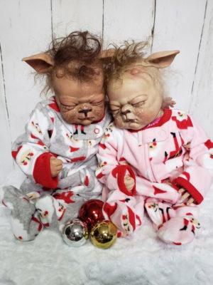 Fantasy reborn dolls