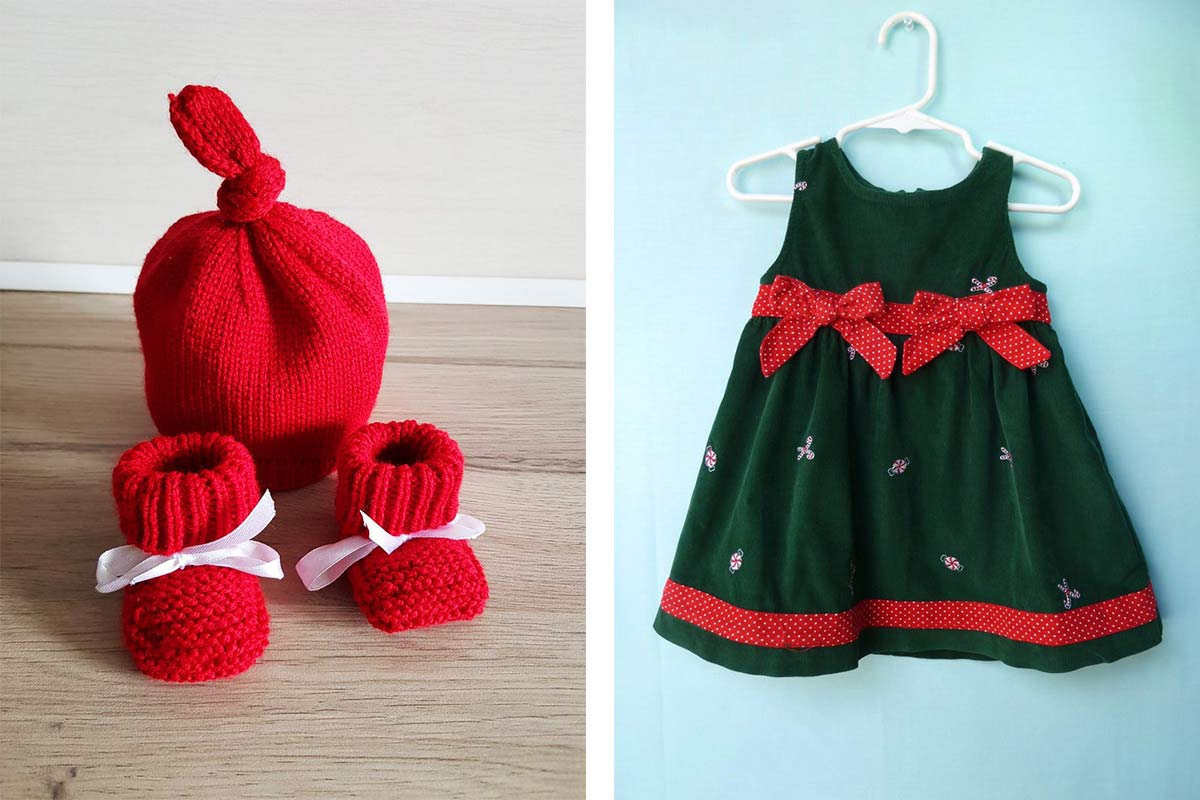 Dress Your Reborn Doll for Christmas