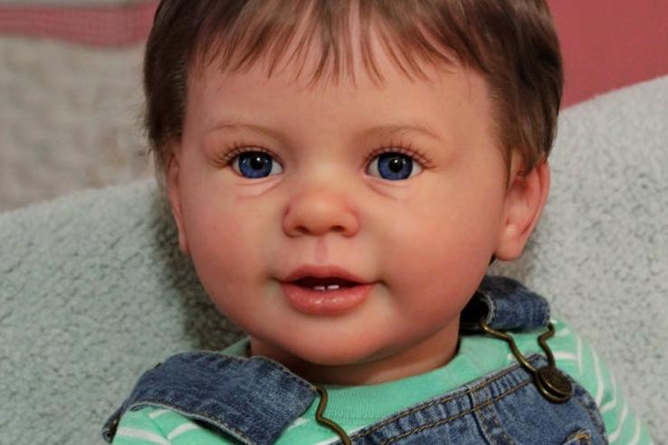 reborn boy doll