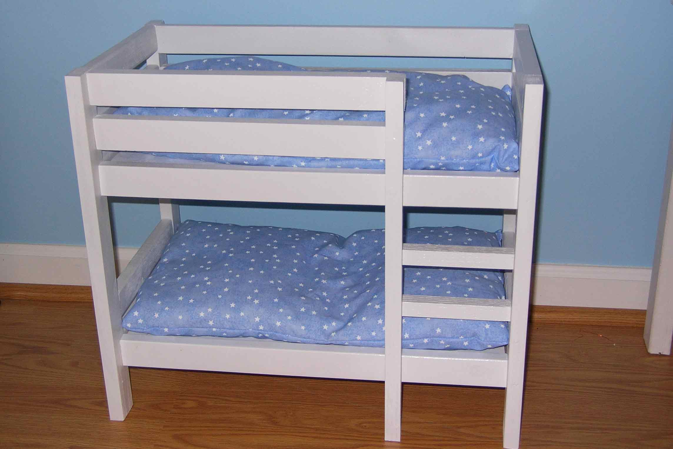 Picture of: How To Build A Reborn Doll Bunk Bed World Reborn Doll