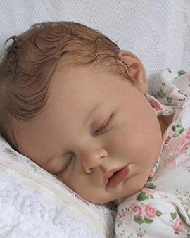 Custom Order for Reborn Baby Noah