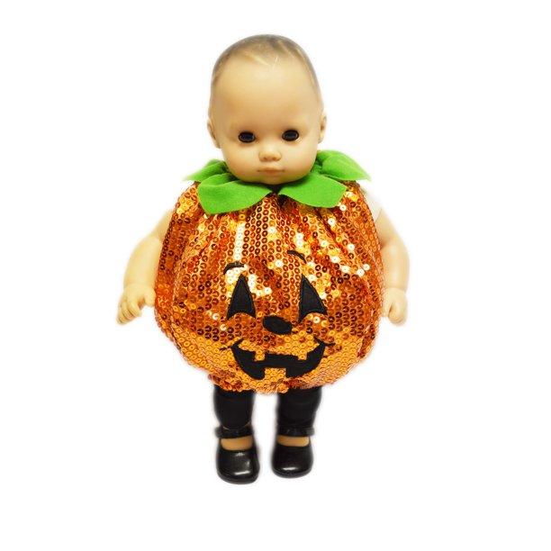 reborn-doll-halloween-Pumpkin-costume-2