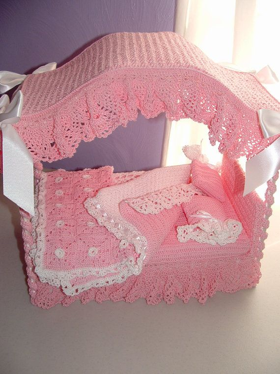 Hand-Crocheted-Doll-Beds-6